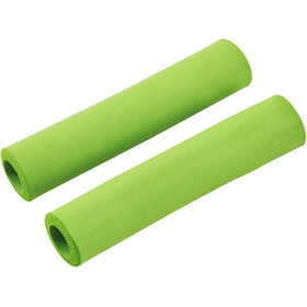 Red Cycling Products Silicon Grip green